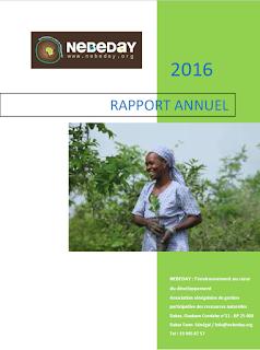 Rapport 2016 NEBEDAY