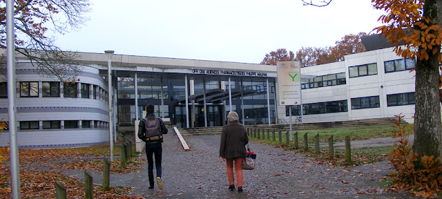 Pharmacy Faculty, University of Tours, Indre et Loire, France. Photo by Loire Valley Time Travel.