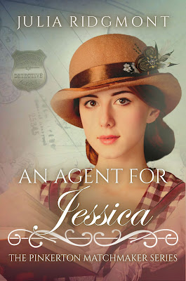 An Agent for Jessica cover