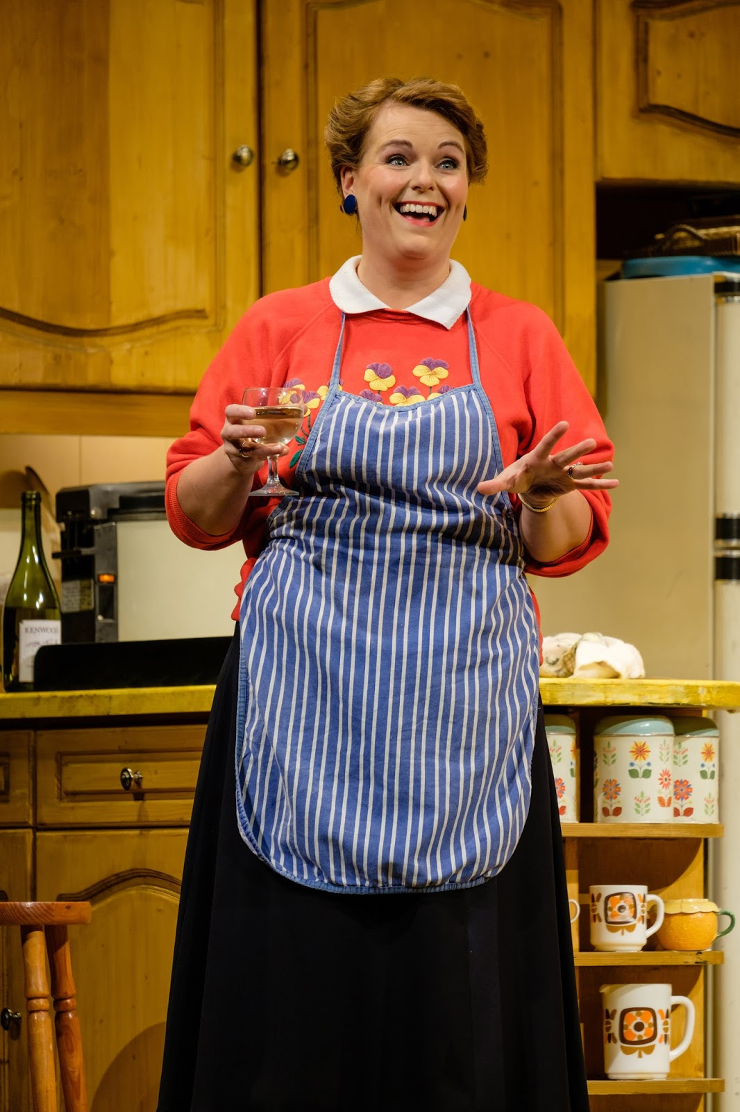 Review of Shirley Valentine at Royal  Derngate Royal Northampton