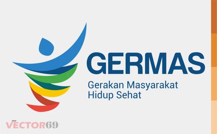Logo GERMAS (Gerakan Masyarakat Hidup Sehat) - Download Vector File AI (Adobe Illustrator)