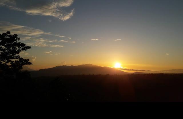Sunrise Desa Alastengah