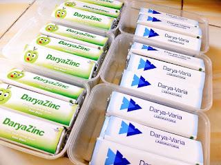 Coklat Kemasan Custom Pesanan Darya Zinc Corporate
