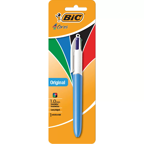 Bic 4 cores