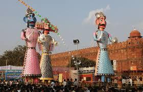 Happy dussehra 2020 wishes | भारत में हर्षोल्लास के साथ मनाया दशहरे का त्यौहार।