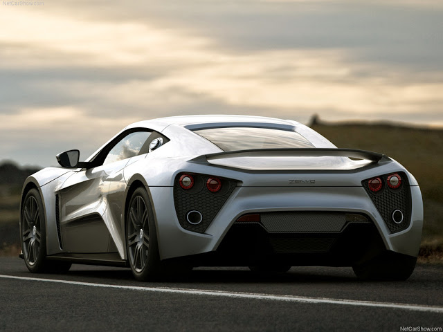 9.ZENVO STI- $ 1.2 MILLION