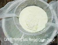 Cara Bikin Cream Cheese Sendiri