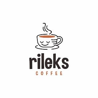 Desain Logo cafe Rileks Coffee