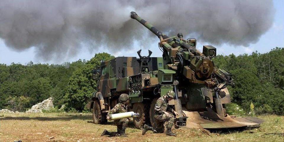 Французька Nexter і чеська STV Group підписали угоду про виробництво боєприпасів у Чехії