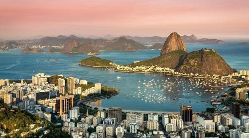 GTA 6 giống như lấy hình ảnh ở đô thị Rio De Janeiro