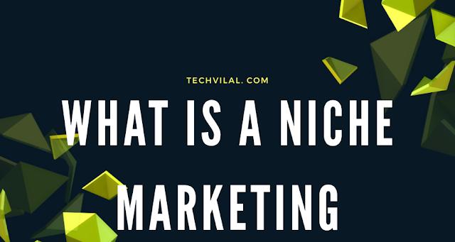 What is A Niche marketing