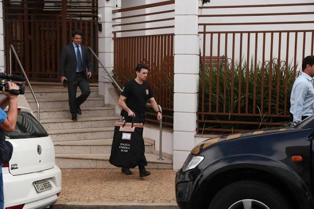 PF prende R$ 100 Milhões em espécie com ex-diretor da Dersa em 60ª fase da Lava Jato