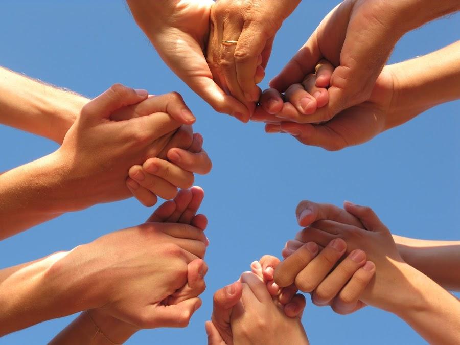 Colabora con otras personas y mejora la confianza en ti mismo