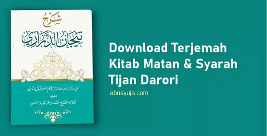 Download Terjemah Kitab Tijan Darori PDF + Biografi Pengarang