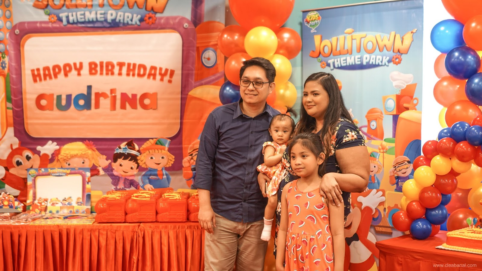 Jollibee Kids Party Jollitown Theme Park Experience