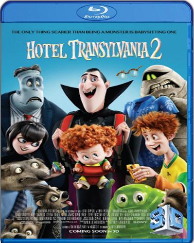Hotel Transylvania 2 [BD50] [3D] [2015] [Latino]