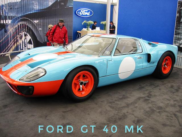 Ford GT 40 MK