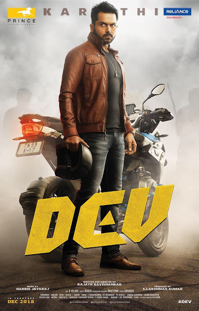Dev 2019 Hindi Dubbed Movie 720p HDRip 900MB Download
