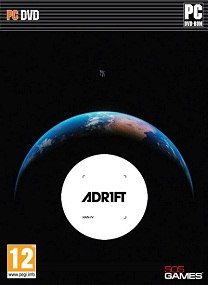 Floating silently amongst the wreckage of a destroyed space station with no memory and a  ADR1FT-STEAMPUNKS