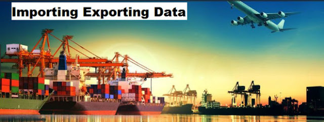Import Export Trade Data