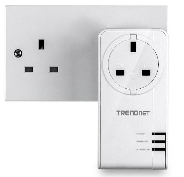 7. Trendnet Powerline 1200 AV2 Adapter Kit