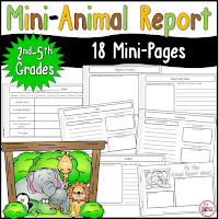 Mini Animal Report
