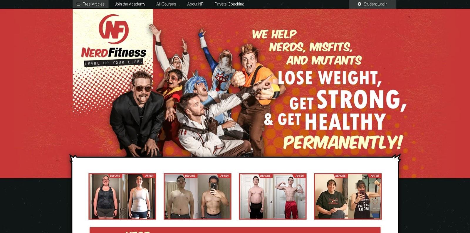 primer-nishi-dlya-bloga-nerd-fitness-blog-niche-fitness