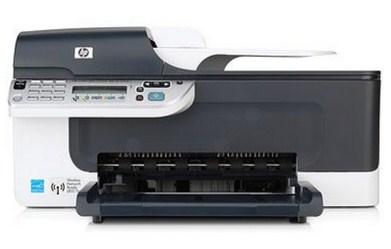 hp officejet j4500 j4600 all in one printer driver rh trikprinter com hp officejet 4500 user manual hp 4500 operating manual