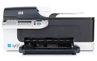 HP Officejet J4500 J4600 All-in-One Printer Driver