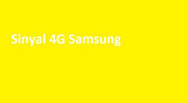 4 Cara Mengaktifkan Jaringan 4G Di Samsung Untuk Semua Janis