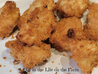 Chicken Nuggets in the Air Fryer