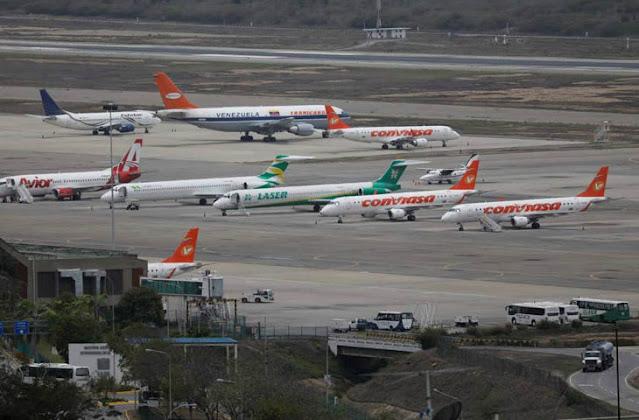 EE. UU. AUTORIZA ALGUNAS TRANSACCIONES PARA OPERACIONES PORTUARIAS Y AEROPORTUARIAS CON VENEZUELA