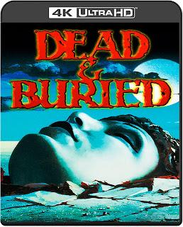 Dead & Buried [1981] [UHD] [Subtitulado]