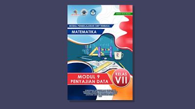 Download Modul Mapel Matematika Kelas 7 SMP Terbuka 2021 Format Pdf