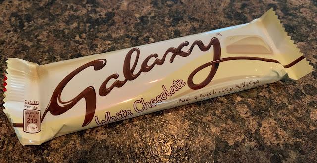 Galaxy White Chocolate