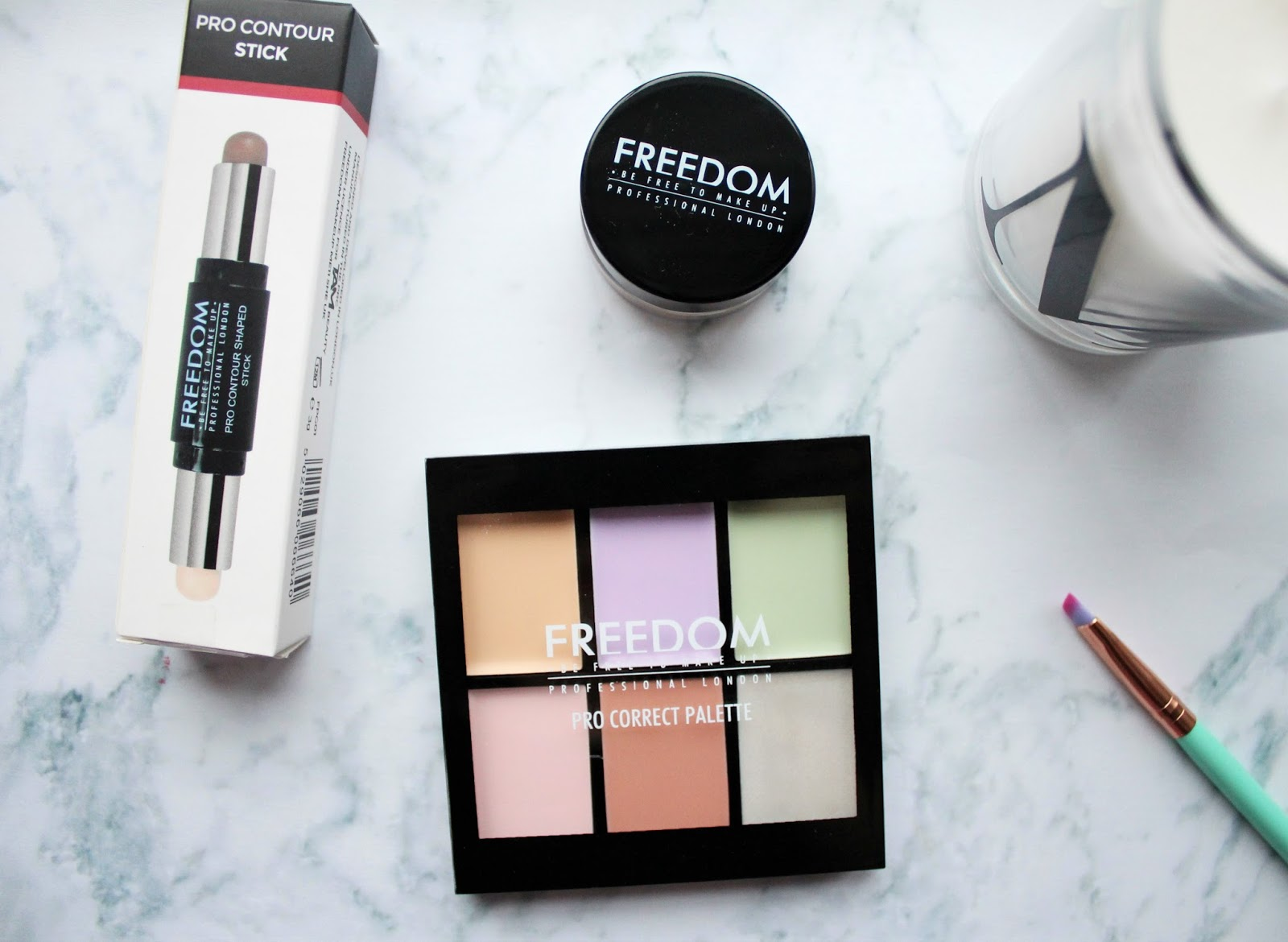 freedom makeup review