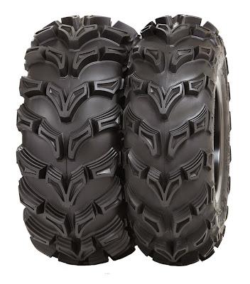 STI Outback XT Tire