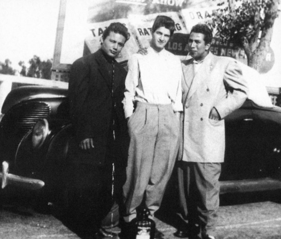 DREAMING CASUALLY (Investigative Blog): The Origin of Pachuco and