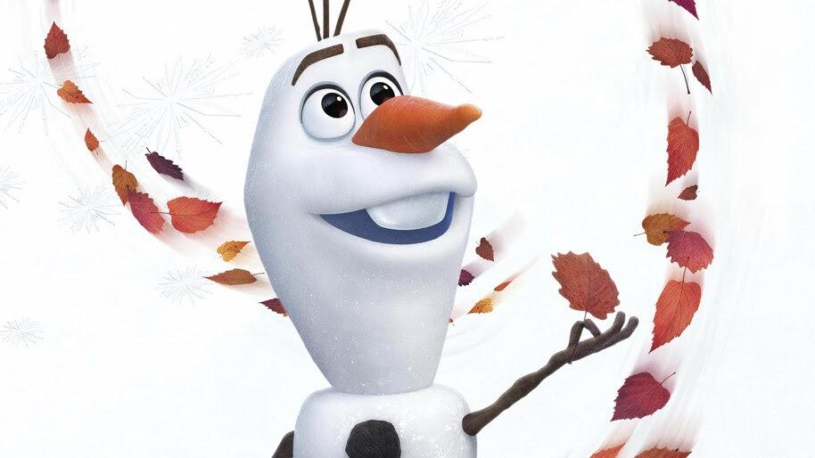Olaf Frozen 2 4k Wallpaper 7435
