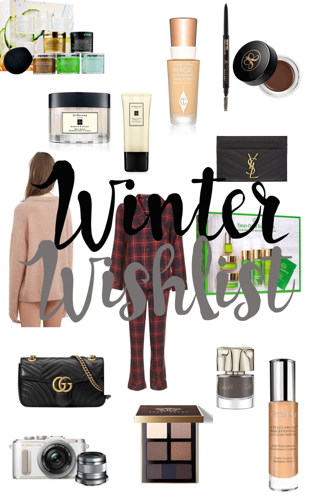 A winter and christmas wishlist