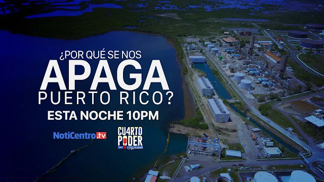 Por qué se apaga Puerto Rico