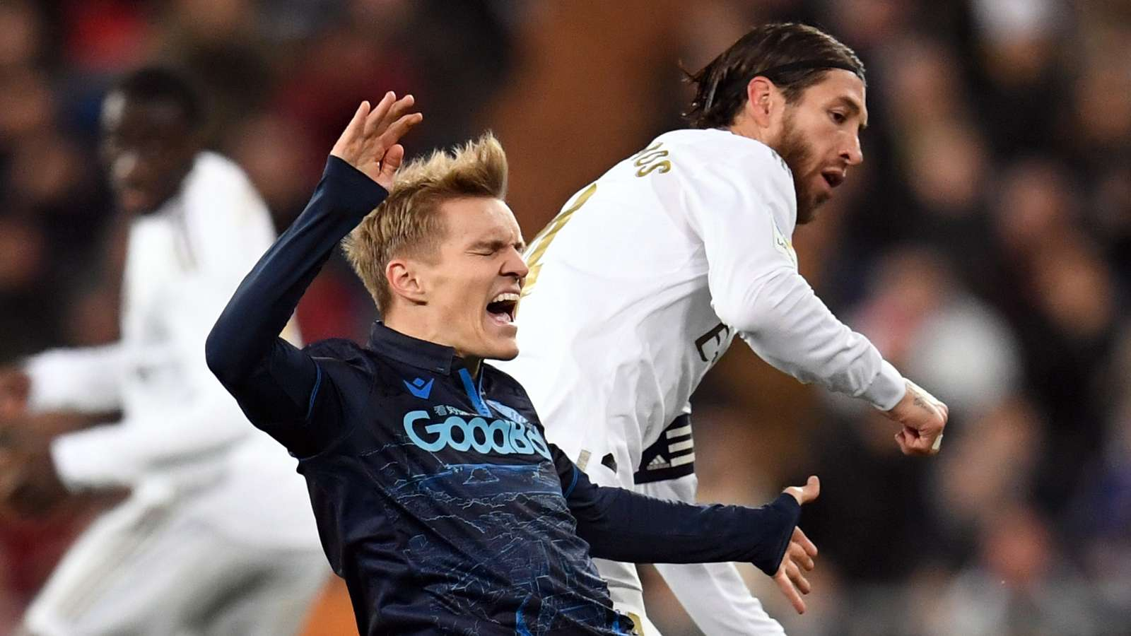 Sociedad coach: Odegaard has resistance to success with Real Madrid