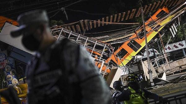 CDMX indemnizará con 50 mil pesitos a deudos por accidente del metro