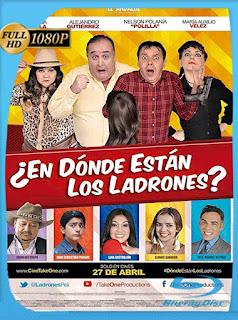 ¿En dónde están los ladrones? (2017) HD [1080p] Latino [GoogleDrive] SilvestreHD