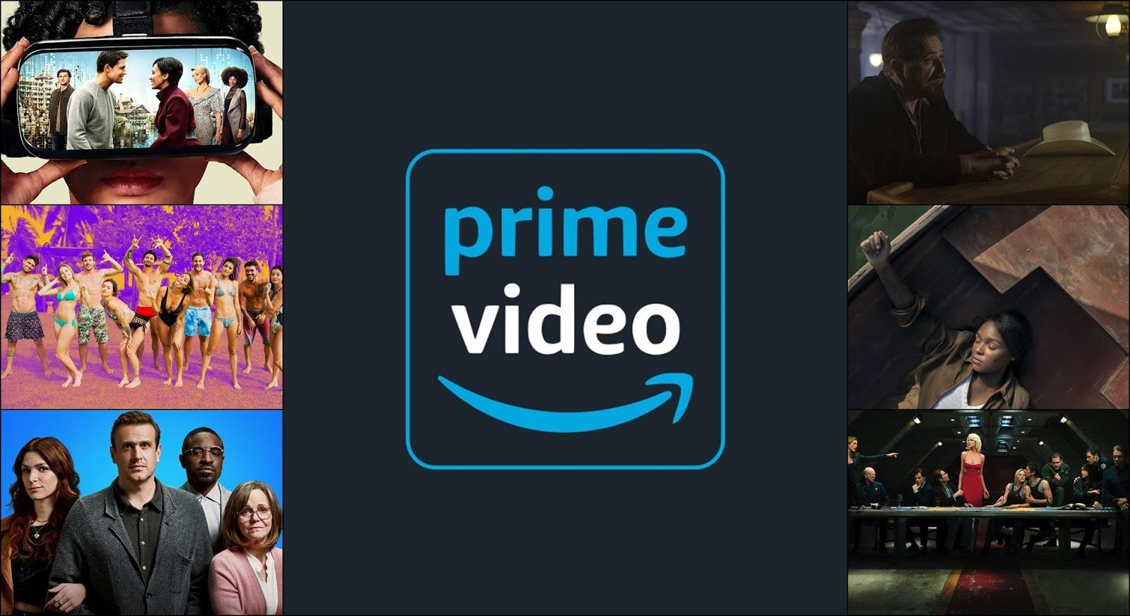 Séries que chegam na Amazon em Maio