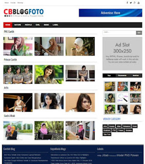Cb blog galeri Responsive fast loading