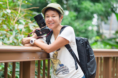 沖縄 女性カメラマン