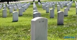 القبور في المنام