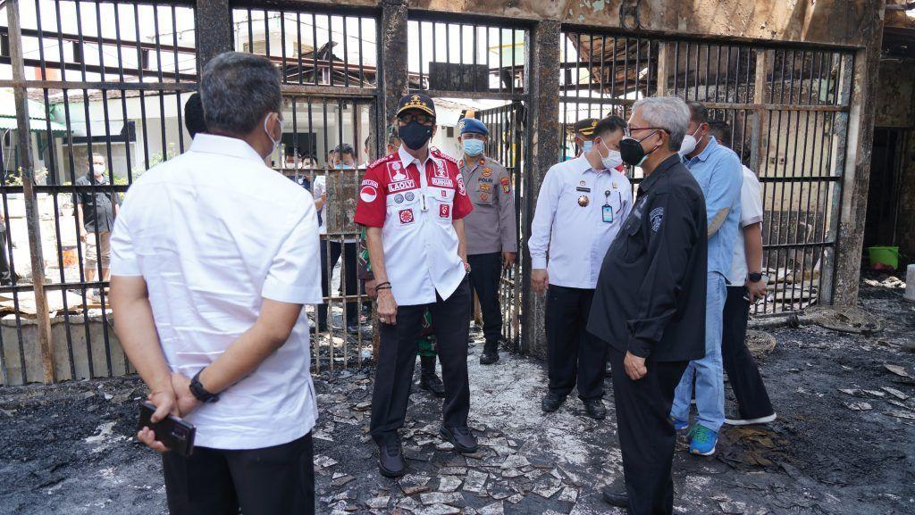Yasonna 'Buang Badan' Soal Lapas Over Kapasitas hingga Kebakaran, Eks Ombudsman: Jurus Ngeles Selalu Jadi Andalan!