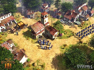 Game Pc Age of Empires III Full Version